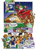 Child's Comic for Xmas 2 by Rallase
