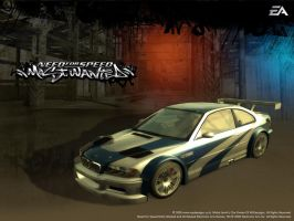 NFS Most Wanted Wallpaper. by mjamil85