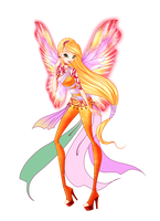 Stella Dreamix png by TheDamnedFairy