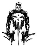 THE PUNISHER by aaronminier