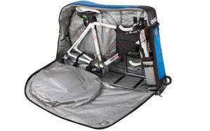 The Corliss Group Review: Evoc Bike Bag Review by xanderwaggon1