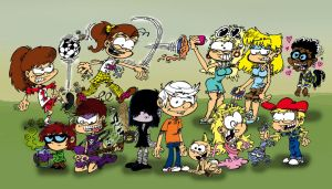 The Loud House by ANDREU-T