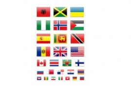 Icon of flags by myszka011