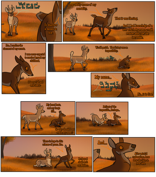 Doe of Deadwood: Pg75 by Songdog-StrayFang