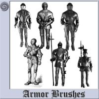 Armor Brushes by Trash63