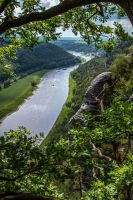 Saxon Switzerland National Park 3 by Stegie