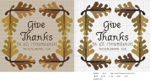 Give Thanks In All Circumstances by NevaSirenda