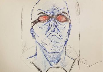 Mr. Freeze by NorcaBot