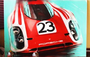 Porsche 917 ART by FCD94