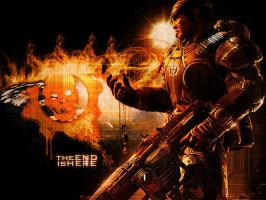 gears of war 2 by deathdude321