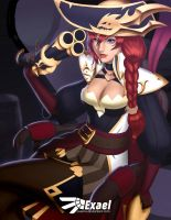 Captain Fortune by Exael-X
