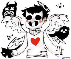 Unknown Bae: Zacharie by SimplyDefault