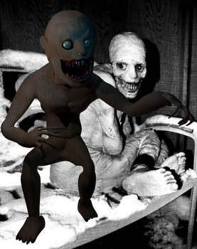 Scp-957 by CuckootheBirb