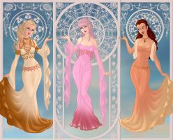 The Charities by alexiscece