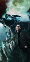 Loki- Pacific Rim AU by Brilcrist