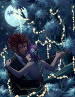 Vals under the stars by RikaChan3