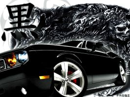 Black Challenger by FrostyX999