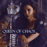 Queen of Chaos.   DeviantID by iQueenS