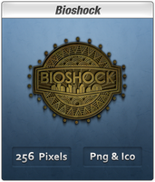 Bioshock Icon by Th3-ProphetMan