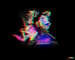 Get ur 3d glasses for The Wolf by Rodier