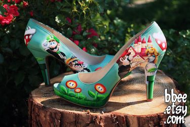 Shoes For Tara by BBEEshoes