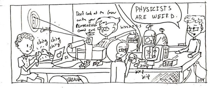 Physicists by astropix