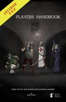 Advanced Dungeons and Dragons cover by Brett-Neufeld