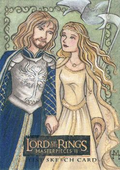 faramir and eowyn by rhymeandreason