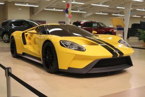 The New Ford GT by SwiftysGarage