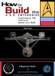 02 How to Build the U.S.S. ENTERPRISE in Lightwave by gmd3d