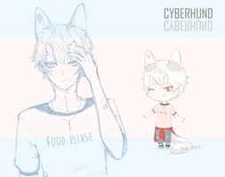 CYBERHUND unit 04 - SET PRICE - [ CLOSED ] by maicafee