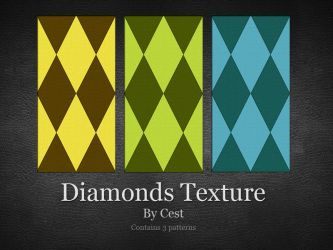 Diamond Pattern Pack by cestnms