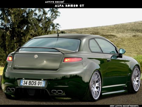 Alfa Romeo GT by Active-Design