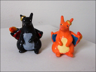 PKMN: Royal Charizards by yingmakes