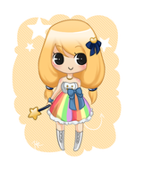 Lil' Chibi by CupcakeJuice