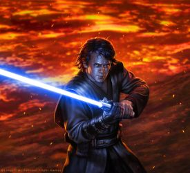 Anakin by R-Valle