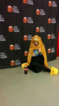 Umaru Chan Comic con 2016 Sunday by frost018