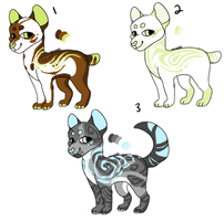 | Kitty adopts || OPEN | by DawnOfTheGold