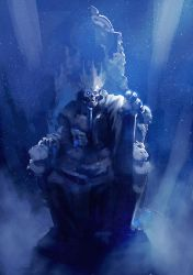Hollow king by Magnusss