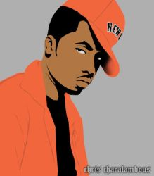 Nas by Graffiti-Artist