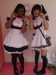 Japanese Maid cafe by Jalin-Atsuko-Ling