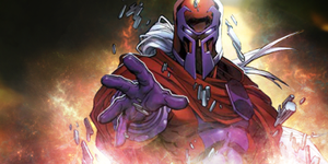 Magneto by Stealth14