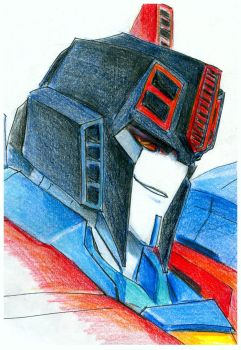 RID Starscream by Aiuke