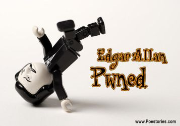 Edgar Allan Pwned by gallery215