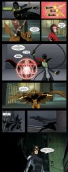 Cornered by the Chimera (part 3) by kenfusion45