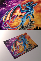 ACEO: 3 Colours of Selianth: Daylight by Selianth