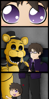 FNaF: Golden Part 1 by Beckitty