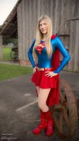 Supergirl by Cosmic-Empress