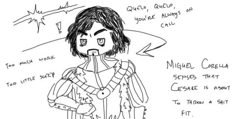Quelo's Always On Call... by tzigany