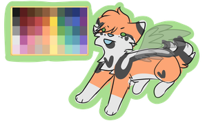 AJ Colors Meme by Phoenix-Alikan